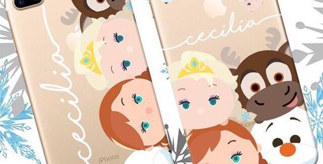 Frozen Cutie Tsum Edition