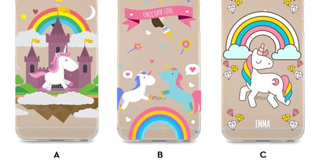 Unicorn Rainbow Edition