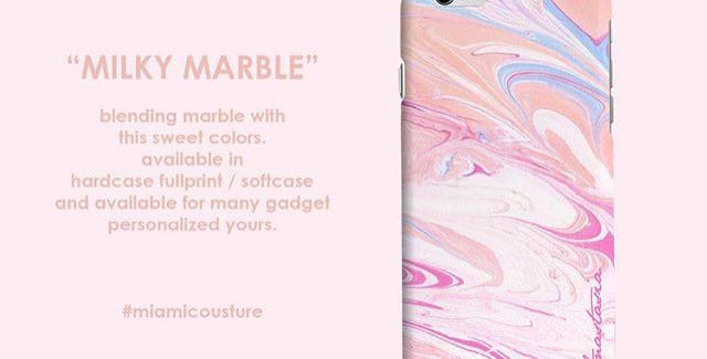 Milky Marble Edition