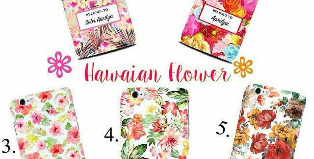 Hwaian Flowers Series