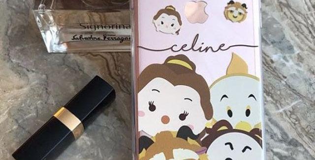 Beauty & Beast Cutie Tsum Edition
