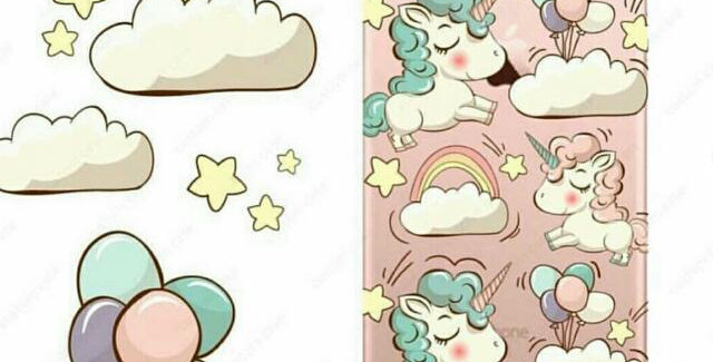 Cloudy Unicorn Series
