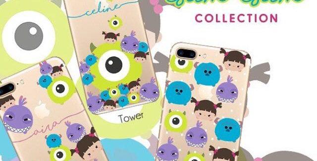 Monster Inc Cutie Tsum Edition