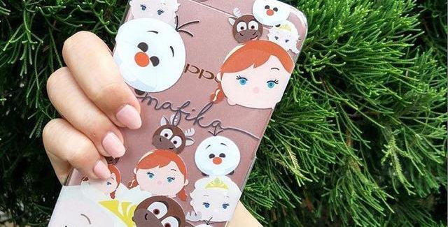 Frozen & Pals Cutie Tsum Edition