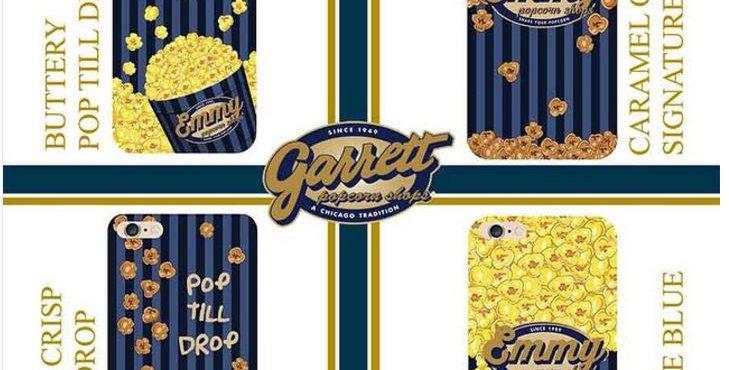 Garret Popcorn Edition