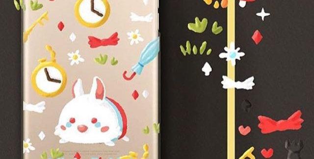Chubbie White Rabbit Tsum Edition