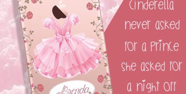 Cinderella Dress Edition