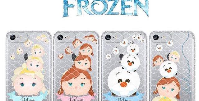 Frozen Stacking Tsum Edition