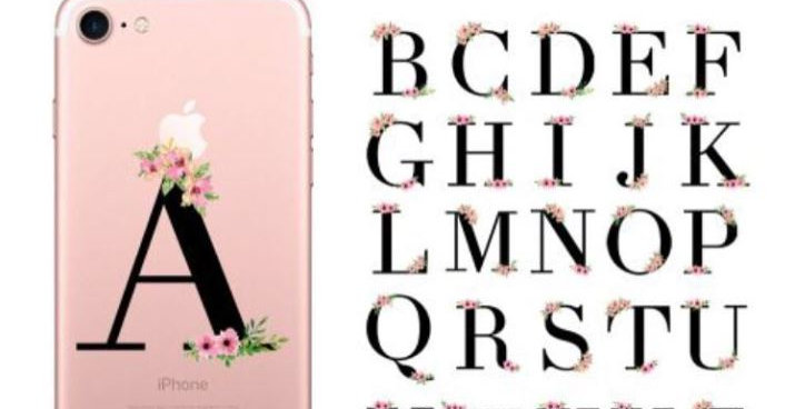 Floral Monogram Edition