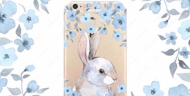 Rabbit Blue Hydrangea Edition