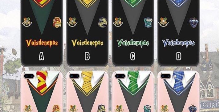 Harry Potter Name Edition