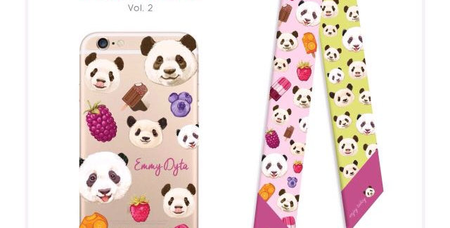 Pet Couture - Panda Edition