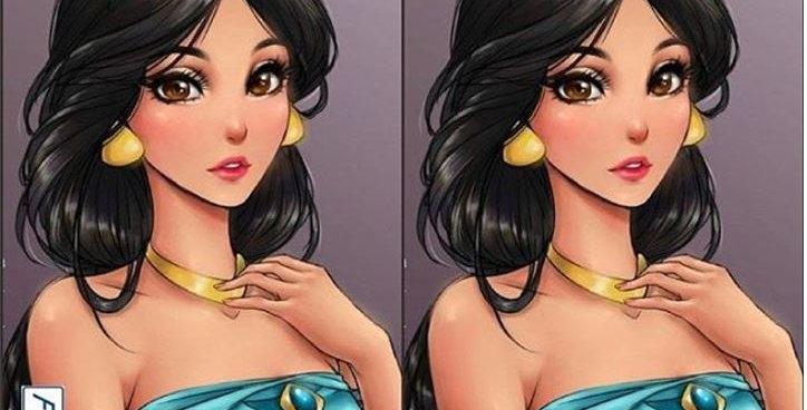 Disney Lady - Jasmine