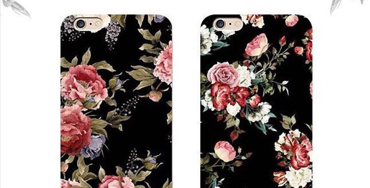 Flower in Black Edition