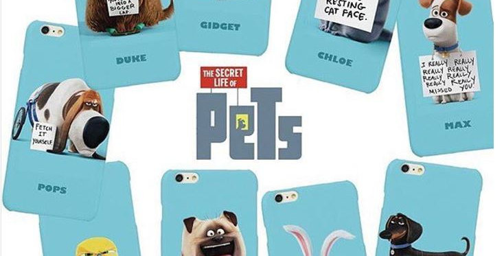 Secret Life of Pets Edition