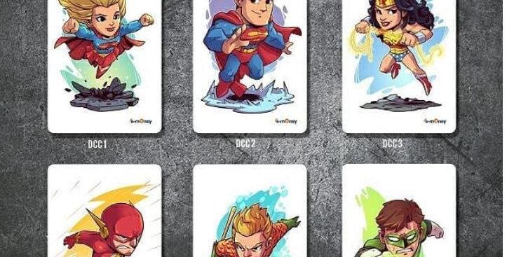 DC Hero Chibi