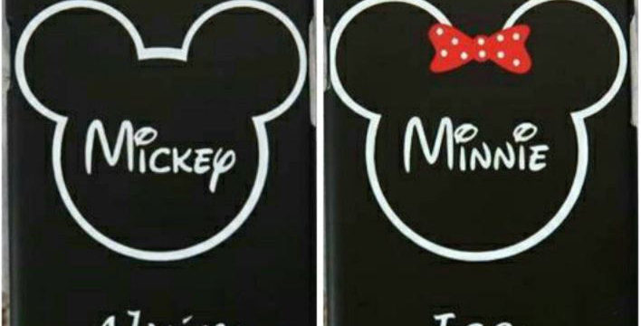 Couple - Mickey & Minnie 02 Edition