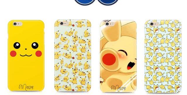 Pokemon GO Pikachu Edition
