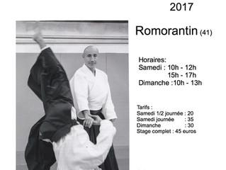 Philippe Grangé à Romorantin !!