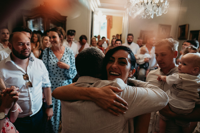 France Wedding Photographer | Chateau La