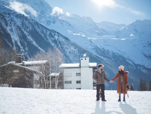 Chamonix Engagement Shoot | Chamonix-Mont-Blanc Wedding Photographer