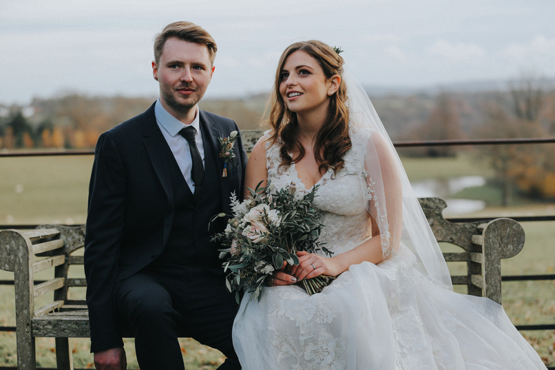 Wadhurst Castle Wedding Tash Busta Photo