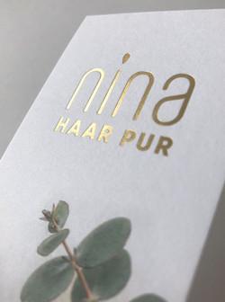 NINA Visitenkarte