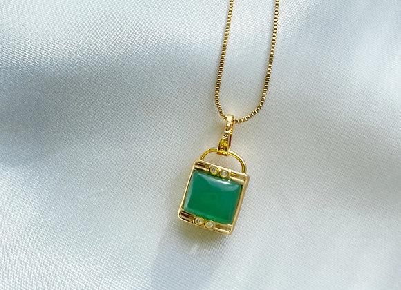 Jade Lock