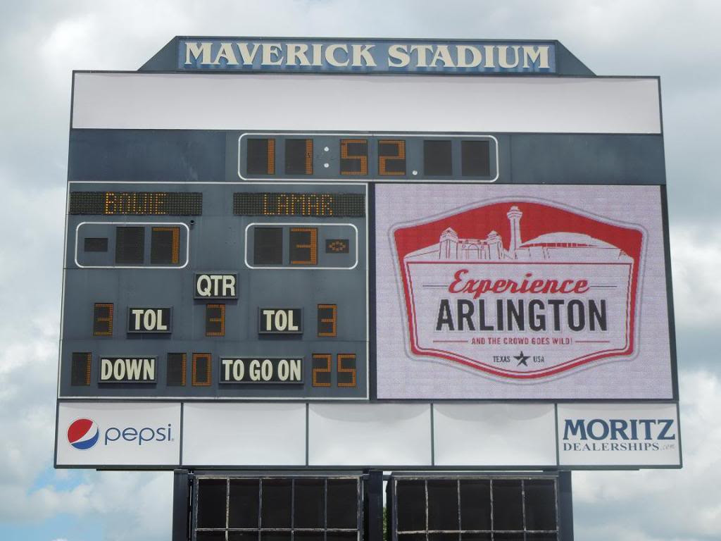 UT Arlington Football