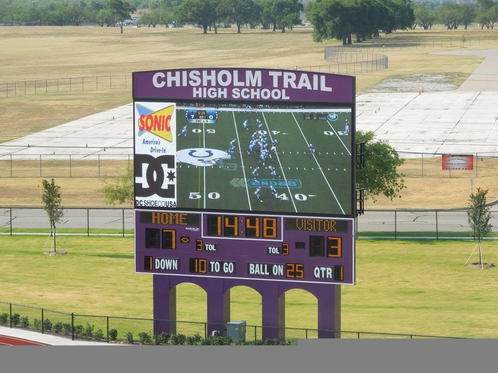 Chisholm Trail HS - Saginaw ISD