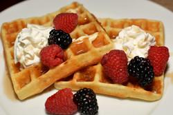Belgium Waffles 2