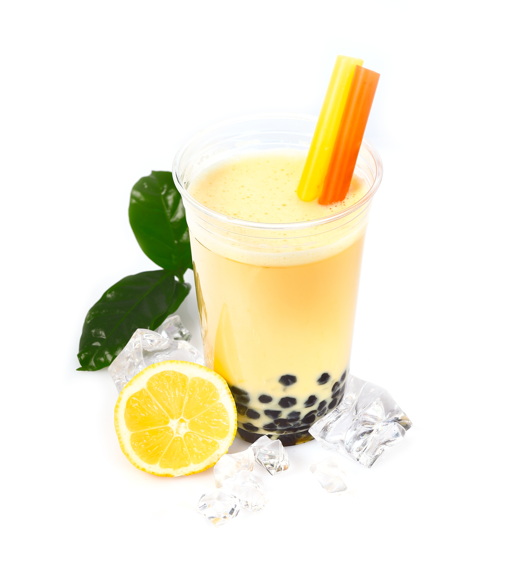 Lemon Bubble Tea Johannesburg