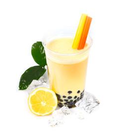 Lemon Bubble Tea Johannesburg