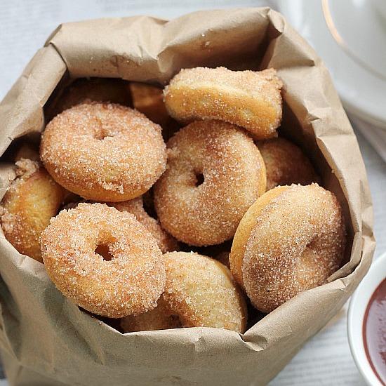 Mini donut 7