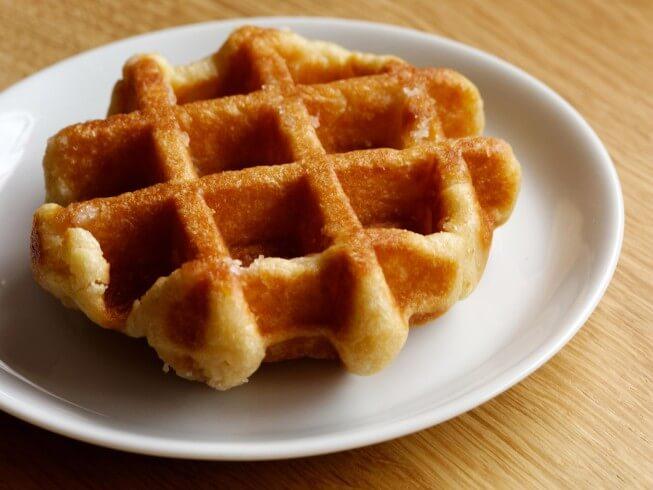 Belgium Waffles 4