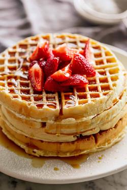 Belgium Waffles 3