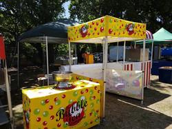 Mobile Bubble Tea Johannesburg setup
