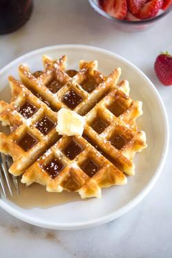 Belgium Waffles 5