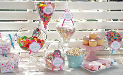 Candy Bar for Hire