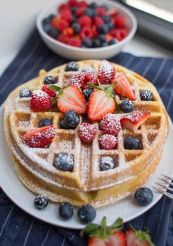 Belgium Waffles 6