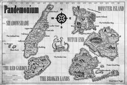 Map of Pandemonium