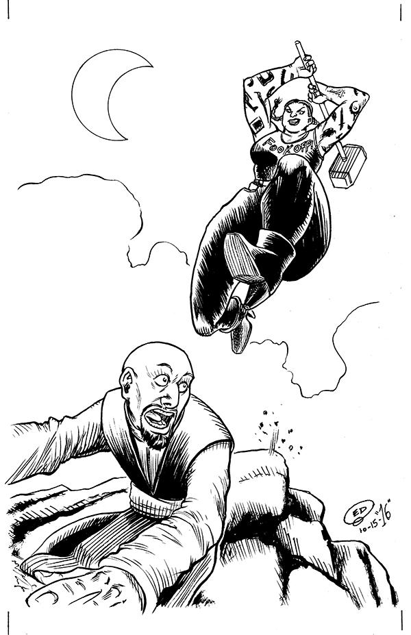 Dead Jack Interior Illustration 2
