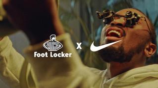 Nike x footlocker - Don´t Be a Wasteman