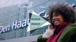 Central Innovation District // Nieuw Den Haag