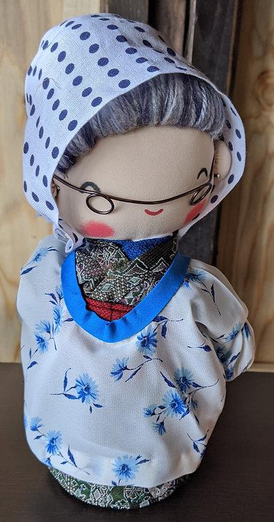 癒しのばあちゃんシリーズ「かっぽう着ばあちゃん  」