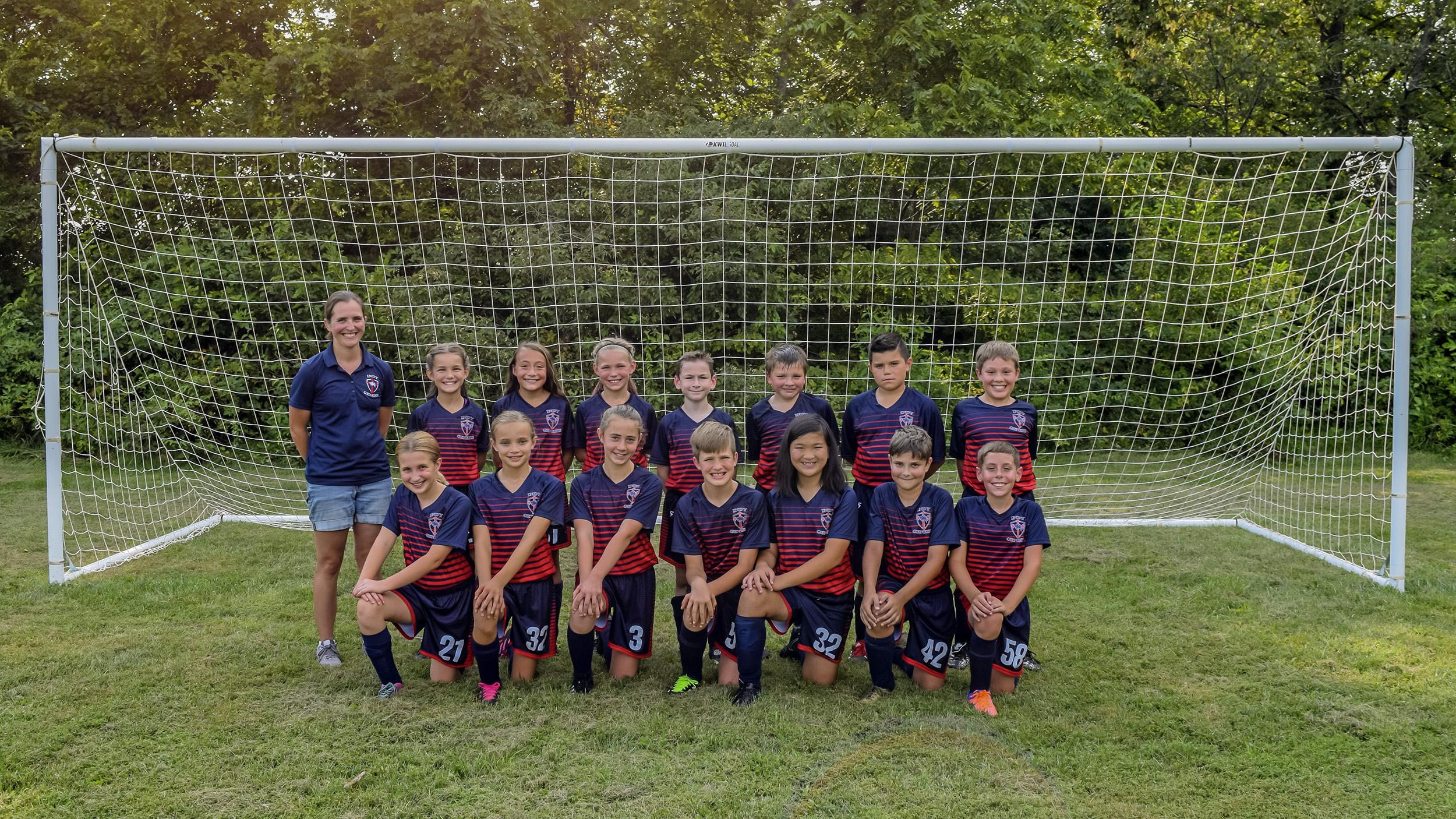 Indy Genesis Soccer U12 - Team 1 - 2020R
