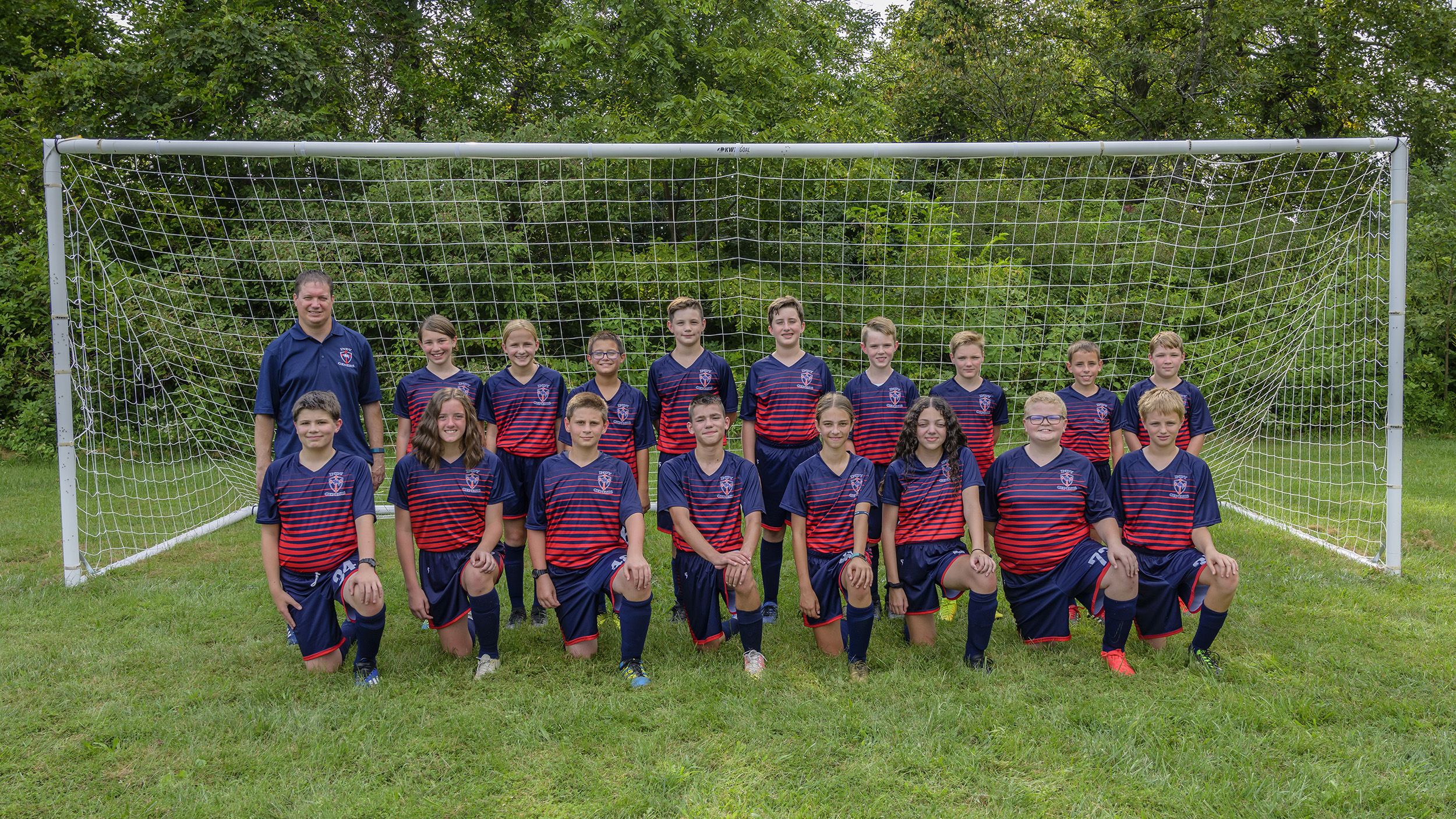 Indy Genesis Middle School Soccer - 2020