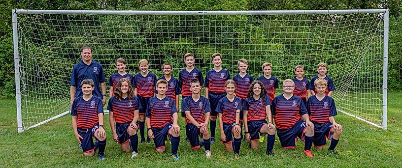 Indy Genesis Middle School Soccer - 2020