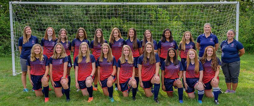 Indy Genesis Girls Varsity Soccer - 2020