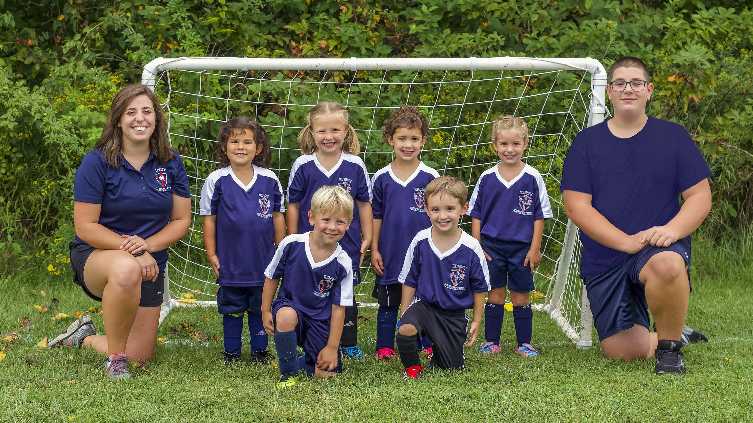 Indy Genesis U6 Soccer - 2020-1